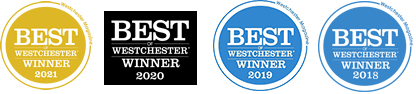 Best of Westchester Magazine 2016 - 2019